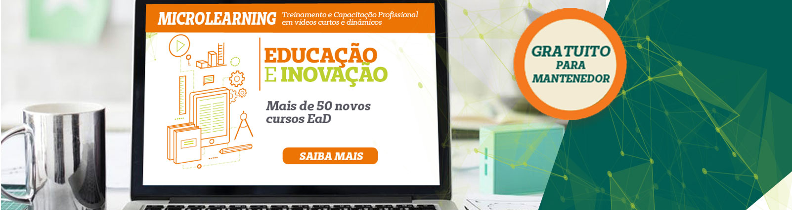 Cursos EAD Microleaning