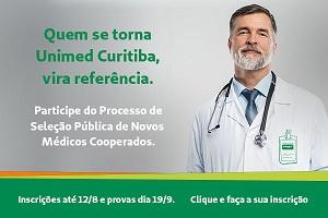 Processo de Admissão de Novos Cooperados Unimed Curitiba