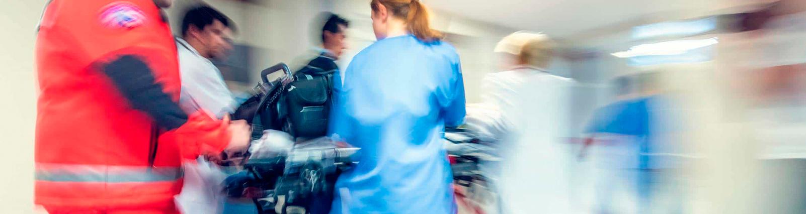 Novo curso de Emergência e Terapia Intensiva para a Enfermagem