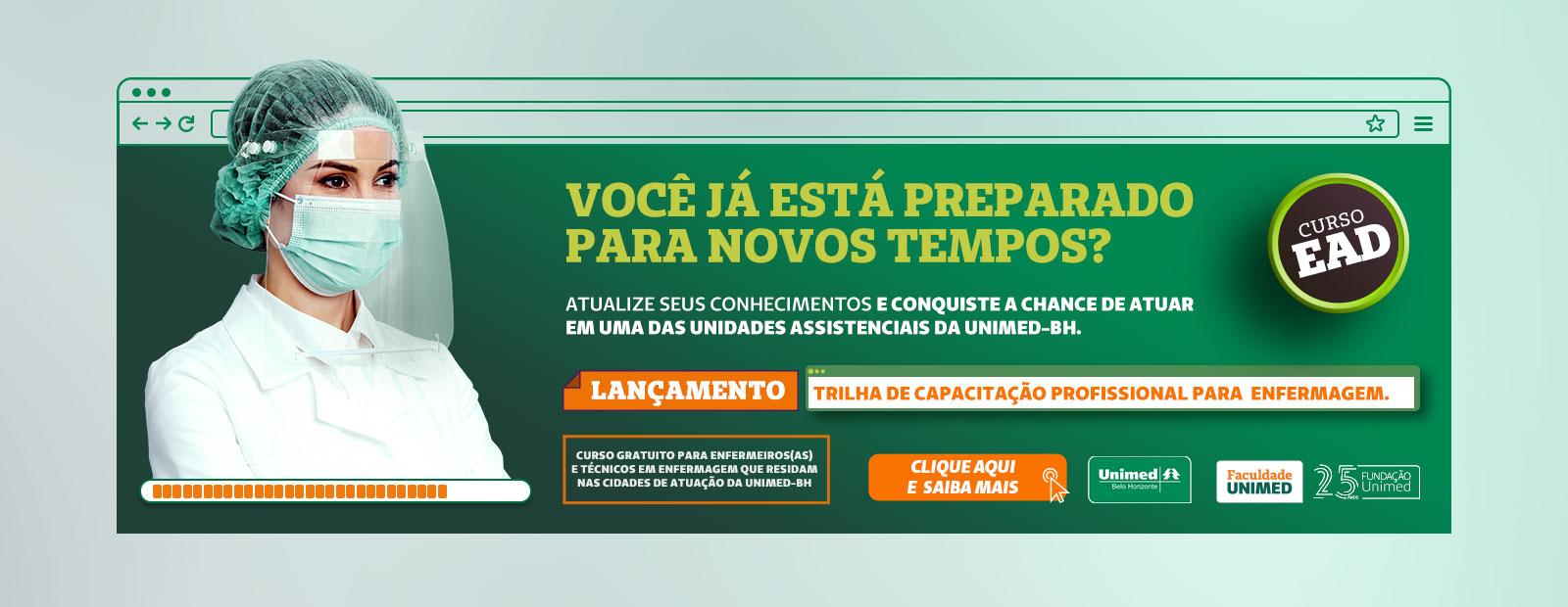 TRILHA DE CAPACITAÇÃO - Unimed bh
