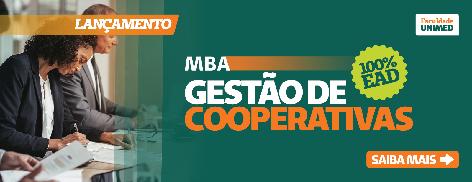 MBA EM GESTÃO DE COOPERATIVAS (EAD)
