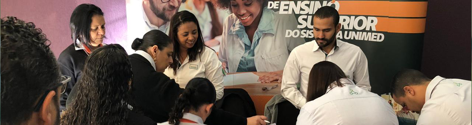 Faculdade Unimed no Encontro Técnico da Federação Minas